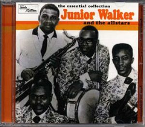 Junior Walker & The Allstars - The Essential Collection CD (Spectrum)