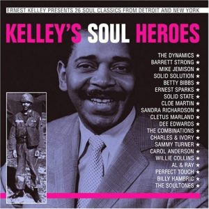 Kelley's Soul Heroes CD