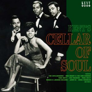 Kent's Cellar Of Soul Volume 1 - Various Artists CD (Kent)