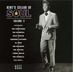 Kent's Cellar Of Soul Volume 2 - Various Artists CD (Kent)