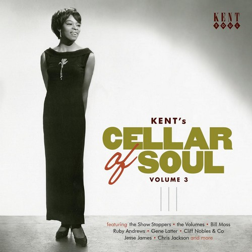 Kent's Cellar Of Soul Volume 3 - Various Artists CD (Kent)