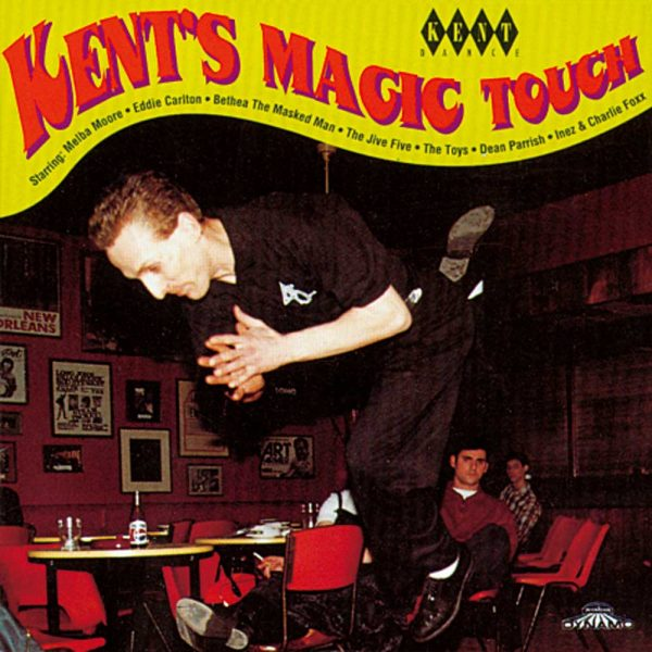 Kent's Magic Touch CD