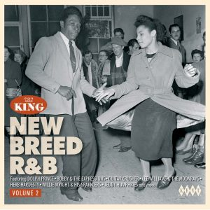 King New Breed R&B Volume 2 CD