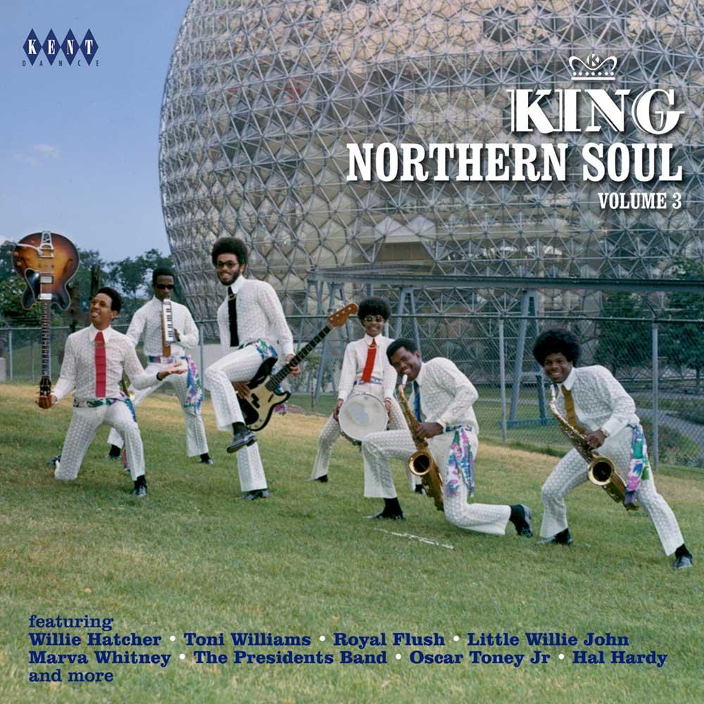 King Northern Soul Volume 3 CD