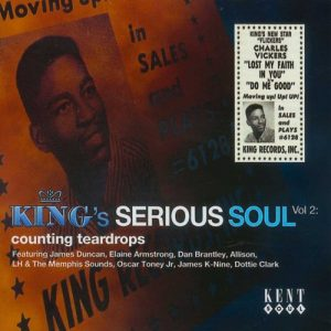 King's Serious Soul Vol 2: Counting Teardrops CD