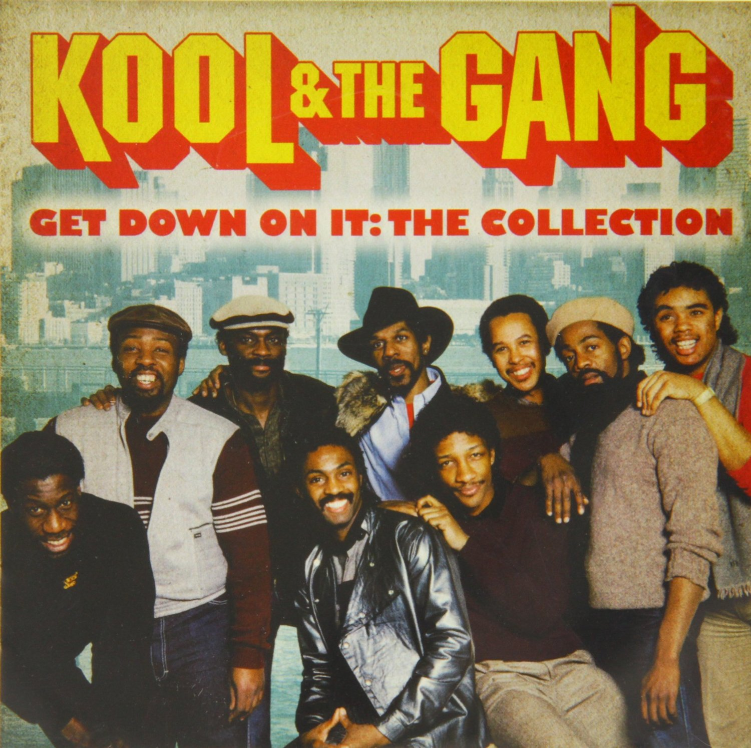 Kool & The Gang – Get Down on It: The Collection CD