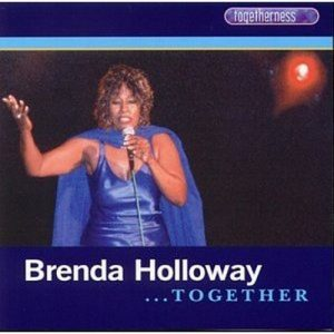 Brenda Holloway - Together (Live Recording) CD