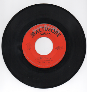 Tan Beetles - Hobo Walk / Skid Row 45