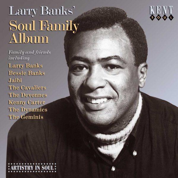 Larry Banks' Soul Family Album CD