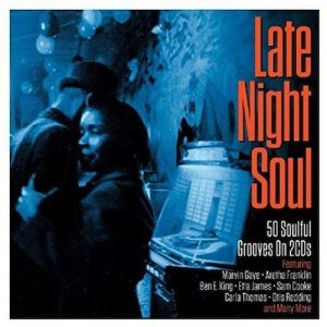 Late Night Soul - 50 Soulful Grooves 2x CD