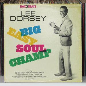 Lee Dorsey - Big Easy Soul Champ CD