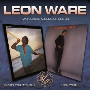 Leon Ware - Rockin' You Eternally / Leon Ware CD