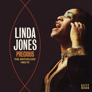 Linda Jones - Precious - The Anthology 1963-72 CD (Kent)