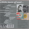 A Little Taste Of Soul …From The Outta Sight Diner CD (Back)
