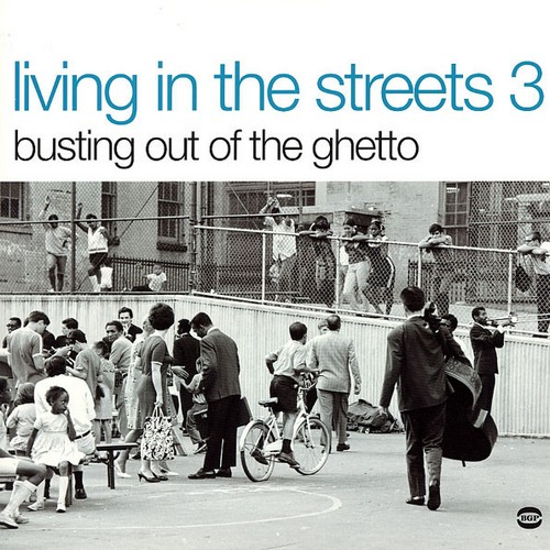 Living In The Streets Volume 3 Busting Out Of The Ghetto 2x LP