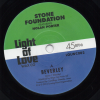 Stone Foundation Ft. Nolan Porter - Beverley / Feat. Four Perfections Pushing Your Love 45