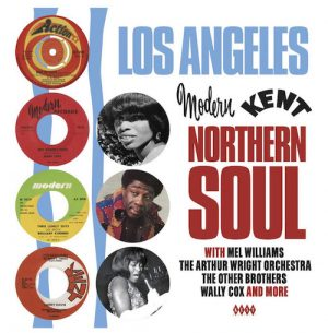 Los Angeles Modern & Kent Northern Soul LP