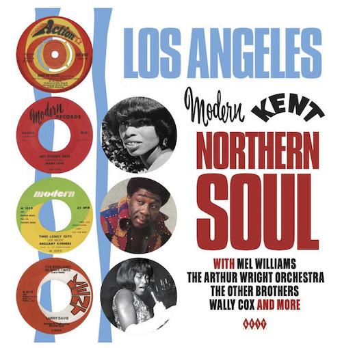 Los Angeles Modern & Kent Northern Soul LP