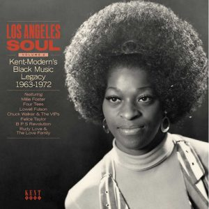 Los Angeles Soul Volume 2 Kent-Modern's Black Music Legacy 1963-1972 CD