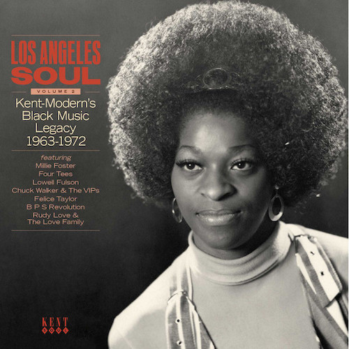 Los Angeles Soul Volume 2 Kent-Modern's Black Music Legacy 1963-1972 CD (Kent)