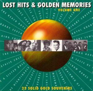 Lost Hits & Golden Memories Volume 1 CD-0