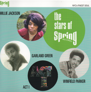 Stars Of Spring Limited Edition 4 Track Vinyl EP (Kent)