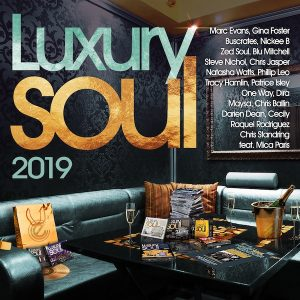 Luxury Soul 2019 3x CD