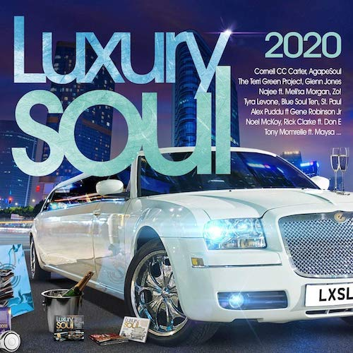 Luxury Soul 2020 Various Artists 3X CD (Expansion)