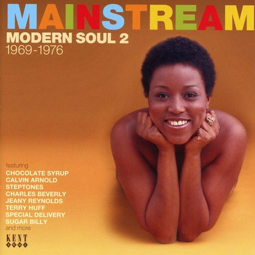 Mainstream Modern Soul Volume 2 1969-1976 - Various Artists CD (Kent)