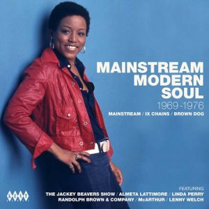 Mainstream Modern Soul 1969-1976 - Various Artists CD (Kent)