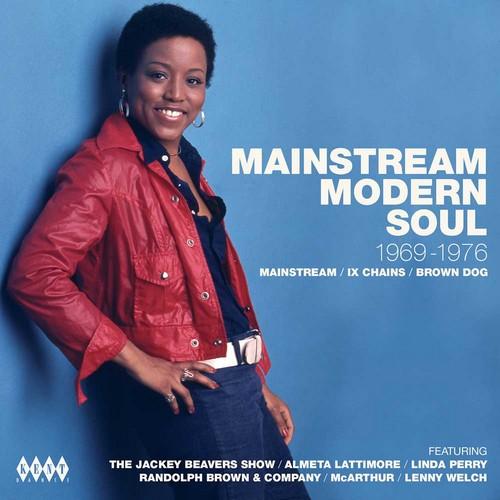 Mainstream Modern Soul 1969-1976 - Various Artists CD (Kent)