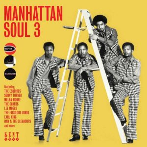 Manhattan Soul Volume 3 - Scepter, Wand & Musicor CD