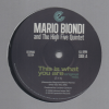 """Mario Biondi - This Is What You Are (Original Mix) / (Opolopo Remix) 12"""" Vinyl"""