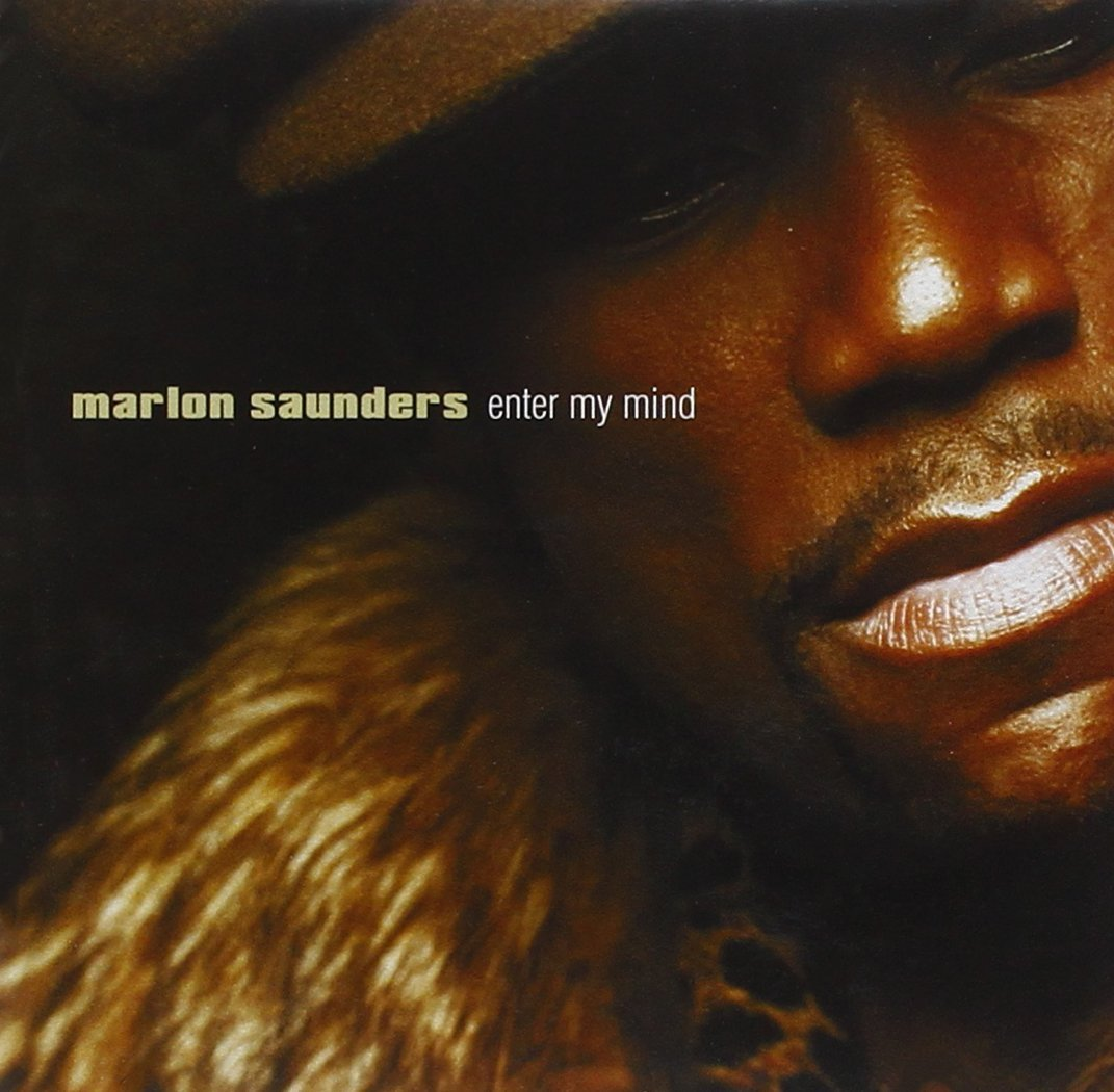 Marlon Saunders – Enter My Mind CD (Soul Brother)