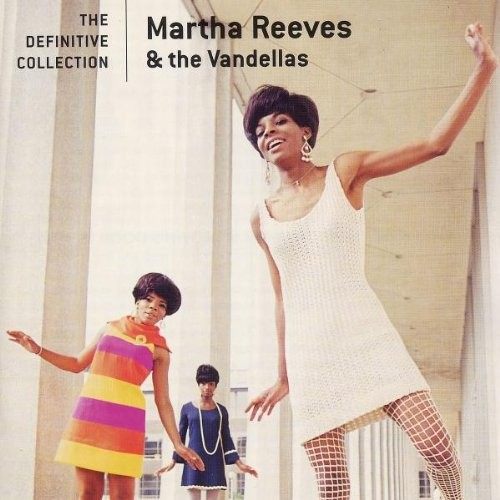 Martha Reeves & The Vandellas - The Definitive Collection CD (Motown)