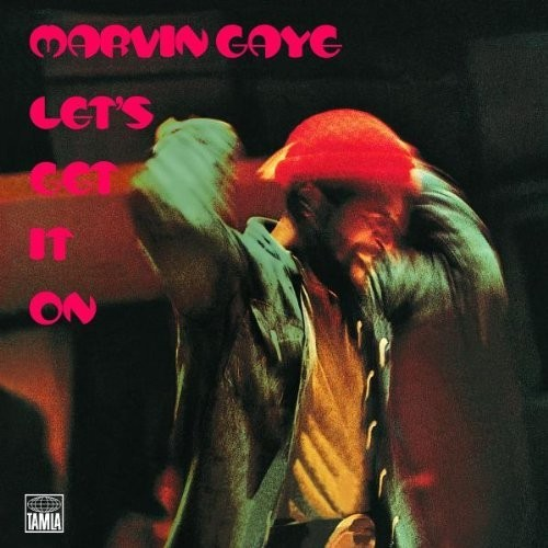 Marvin Gaye – Let's Get It On + Bonus Tracks (Remastered) CD