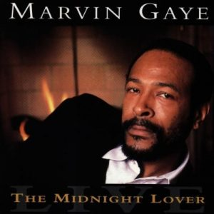 Marvin Gaye - The Midnight Lover - Live CD