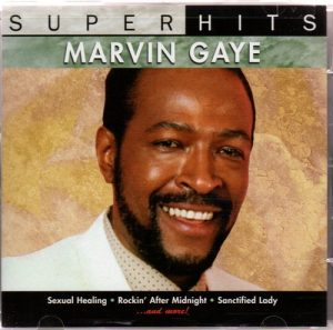 Marvin Gaye - Super Hits CD