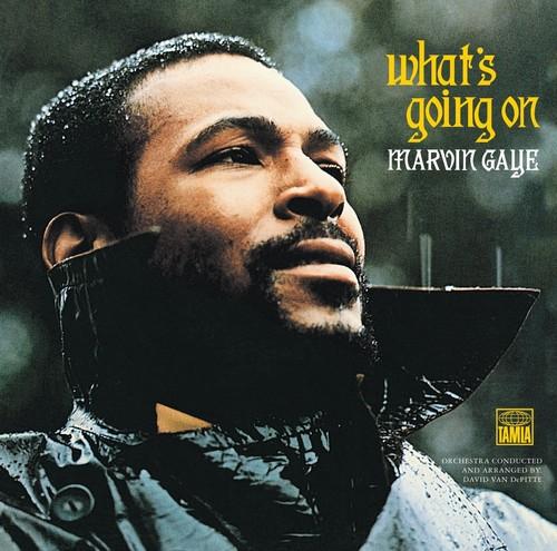Marvin Gaye - What's Going On + Bonus Tracks (Remastered) CD (Motown)