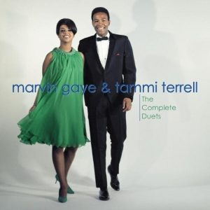 Marvin Gaye & Tammi Terrell - The Complete Duets 2X CD (Motown)