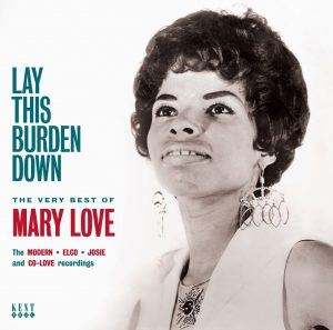 Mary Love - Lay This Burden Down - The Very Best Of CD