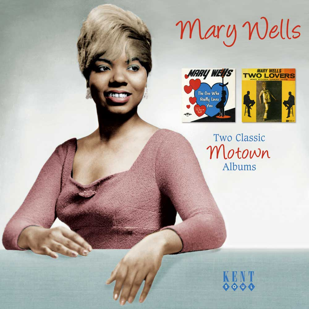 Mary Wells – The One Who Really Loves You / Two Lovers CD