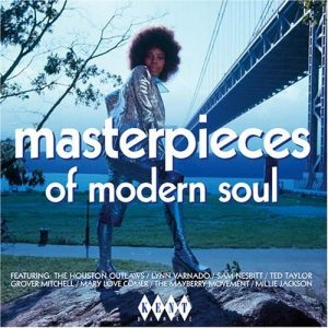 Masterpieces Of Modern Soul Volume 1 - Various Artists CD (Kent)