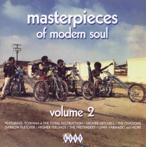 Masterpieces Of Modern Soul Volume 2 - Various Artists CD (Kent)
