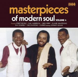 Masterpieces Of Modern Soul Volume 4 CD