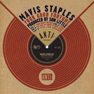 "Mavis Staples - Your Good Fortune 4 Track 10"" Vinyl EP (Anti)"
