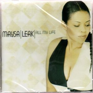 Maysa Leak - All My Life CD (Expansion)