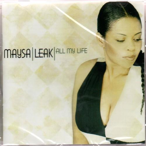 Maysa Leak - All My Life CD (Expansion)
