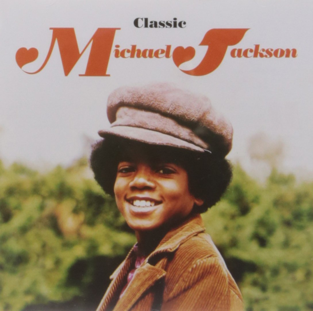 Michael Jackson – Classic – The Masters Collection CD