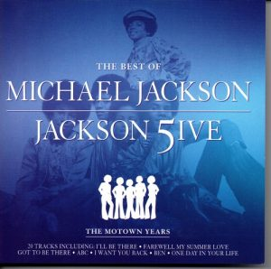 Michael Jackson & The Jackson 5 - The Best Of - The Motown Years CD (Universal)